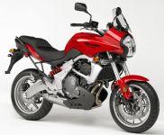 Kawasaki Versys 650 2009 - Rote Version - Dekorset