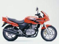 Honda CB 500S 1998 - Orange Version - Dekorset