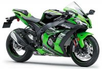Kawasaki ZX-10R 2016 - Green/Black Version - Decalset