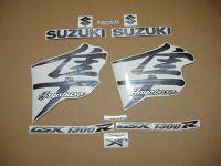 Suzuki Hayabusa 1999-2007 - Carbon - Custom-Dekorset