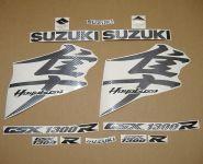 Suzuki Hayabusa 2008-2019 - Carbon - Custom-Dekorset