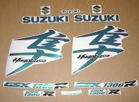 Suzuki Hayabusa 2008-2019 - FlipFlop - Custom-Dekorset