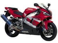 Yamaha YZF-R1 RN04 2000 - Rote Version - Dekorset