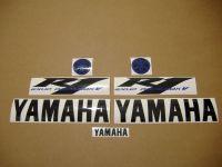 Yamaha YZF-R1 2004-2008 - Blau/Schwarz - Custom-Dekorset