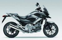 Honda NC700X 2013 - Silbere Version - Dekorset