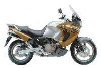 Honda XL 1000V Varadero 1999 - Gold/Silber Version - Dekorset